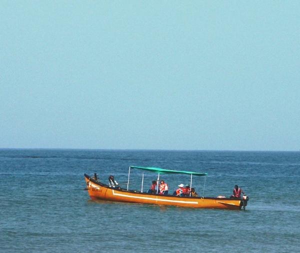 Row Row Row my Boat by VOBEROI