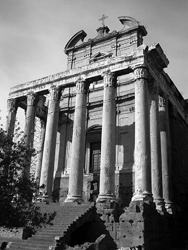 Ancient Rome by paul_ec