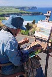 Coastal Artist