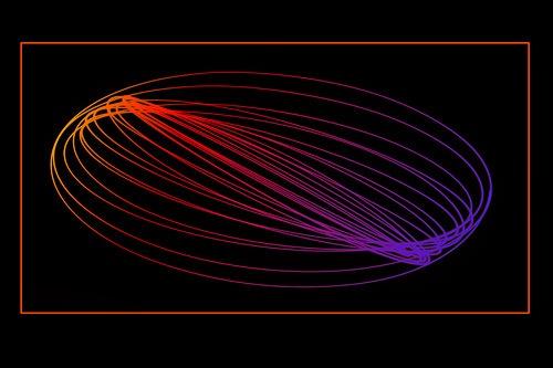 Light circles by RSaraiva