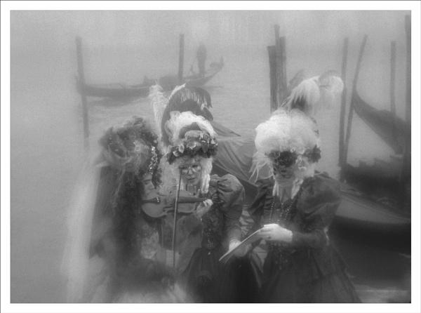 Venice mono by rontear