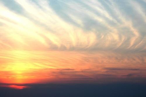 Pastel Sky by casey