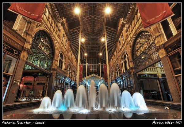 Victoria Quarter - HDR by ade_mcfade