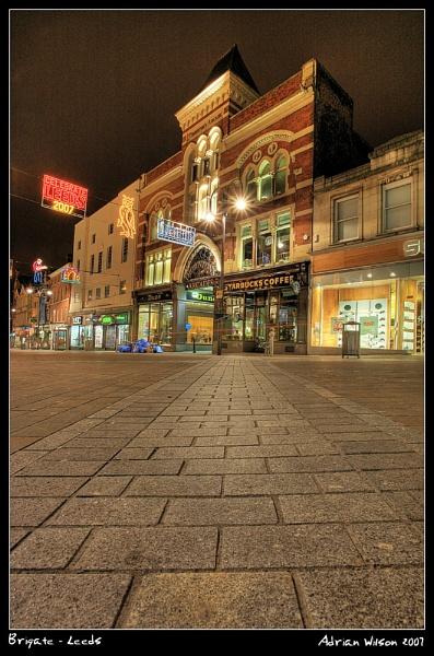 Briggate - Leeds by ade_mcfade