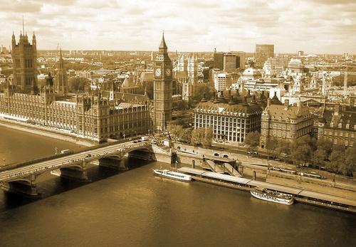 London by sarahbw