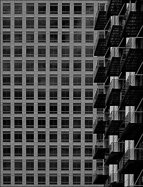 balconies e14 by laingdonaldson