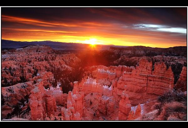 Bryce Canyon Sunrise by TonyA