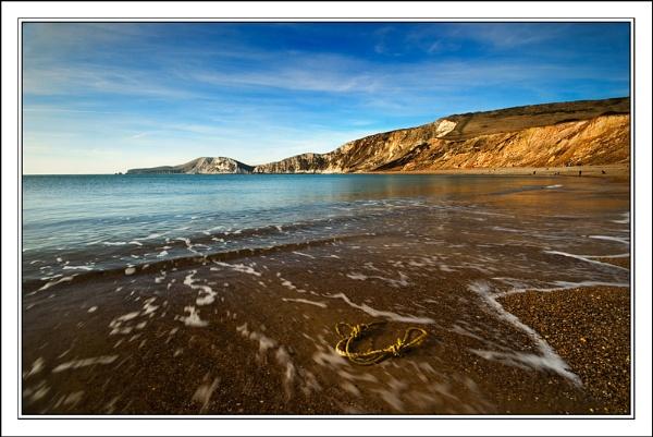 Worbarrow Bay by Maddie