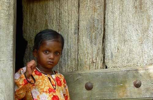 Village Girl by KarlmarxEra