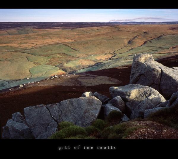 Gill of the Trolls by paulrankin