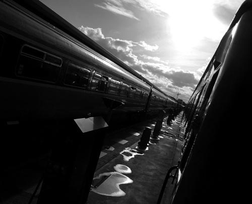 trains by tonyjf