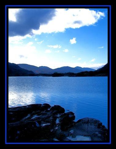 Upper Lake, Killarney by Callanan