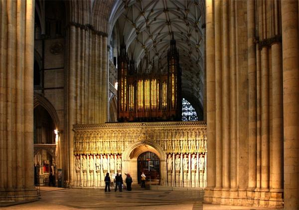 York Minster 4 by phillj