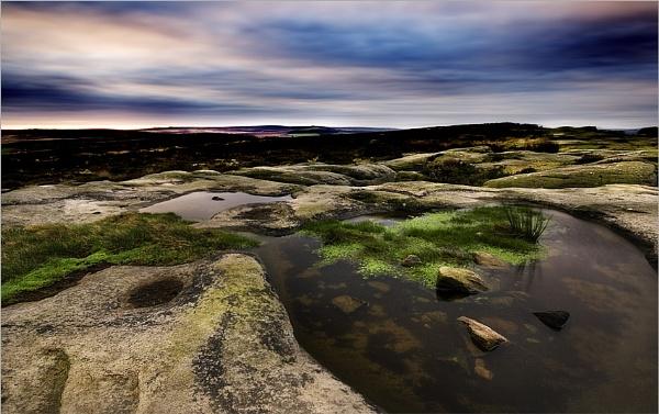 Baslow Rocks by msnapz