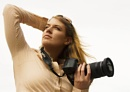 Photographer or Model??? by melphotographic