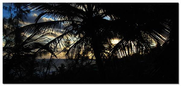 Caribbean Dawn by RockArea