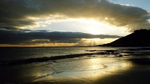 Bracelet Bay, Gower by dave_morgan