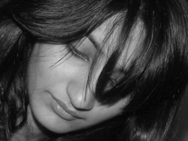 Black (& White) Beauty by VOBEROI