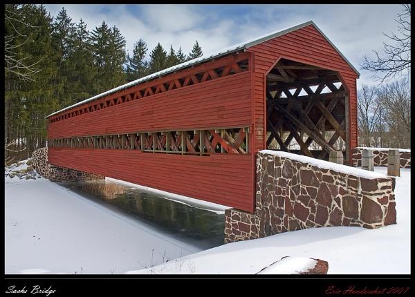 Sachs Bridge by Eric_Hendershot