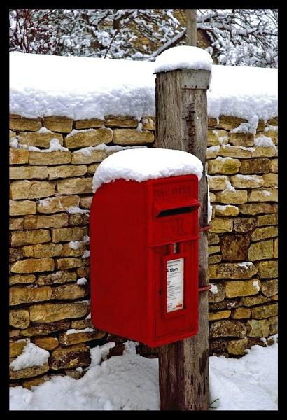 Postbox by Kwosimodo