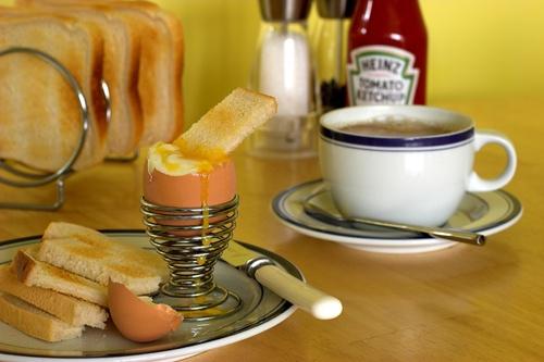 Breakfast by BigCol