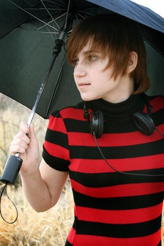 umbrella by jessmarie