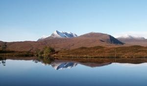 Scottish Reflection by Blundez