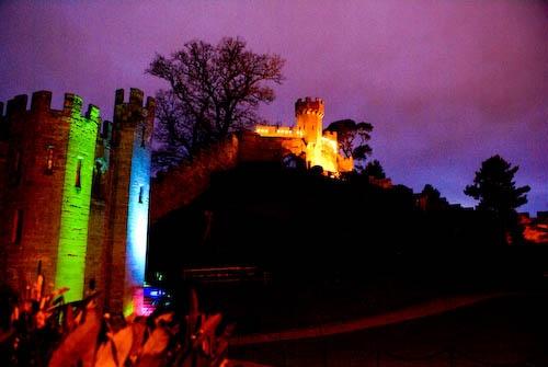 warwick castle by aj14