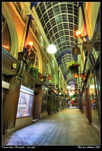Thornton Arcade by ade_mcfade