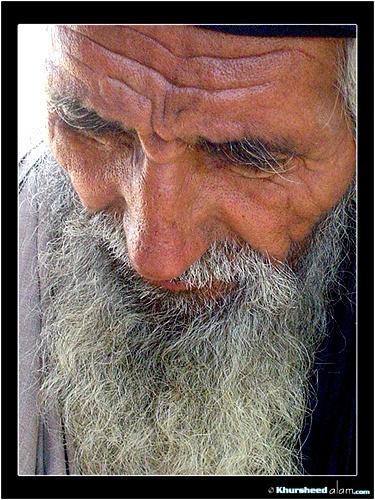 Old Man (Baba) by dotpix