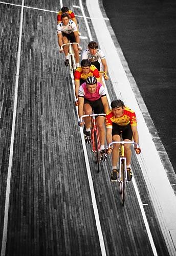 Team Pursuit by Topcat