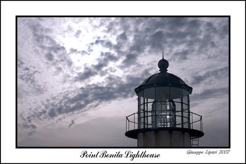 Point Bonita Light by liparig