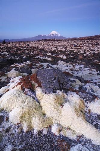 Mount Ruapehu by bond