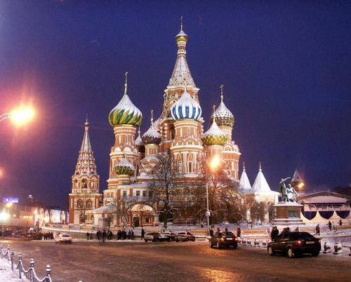 Red Square by narni