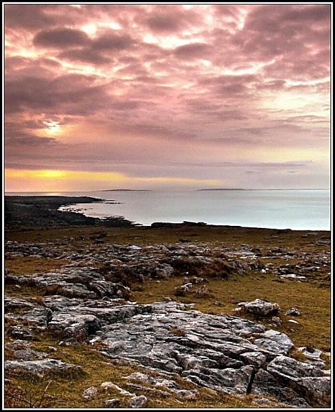 Burren shorescape by Tooth