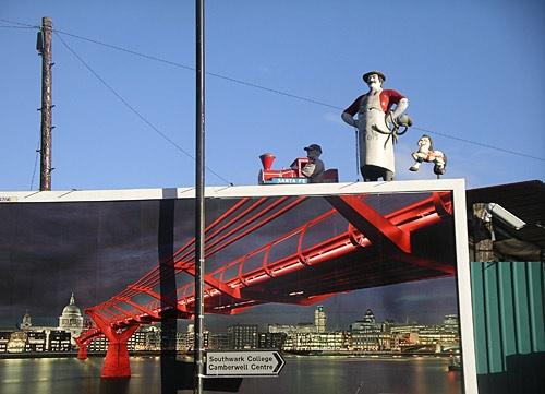 Red Bridge by kinkladze
