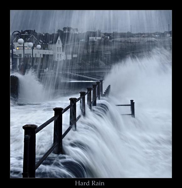 Hard Rain by martinw