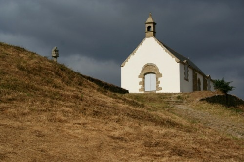Chapel on the Hill by clayman