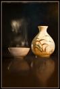 Japanese hot sake by Brownie127