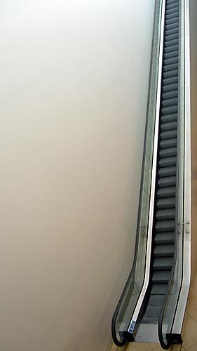 Escalator by MrSpencer