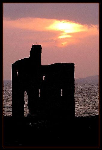 Ballybunion Sunset by Callanan