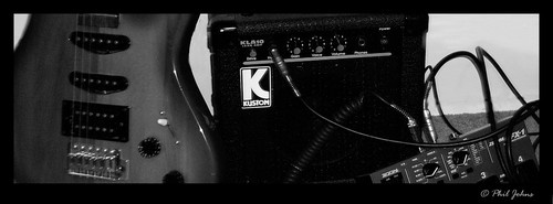 guitar, amp and pedals by phil_24