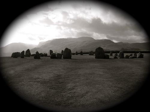 Stone Circle by Bimpon007