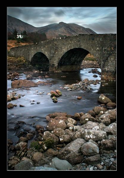 Sligachan Bridge by becca_cusworth