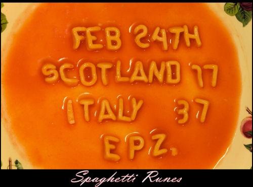 Spaghetti Runes by warbstowcross