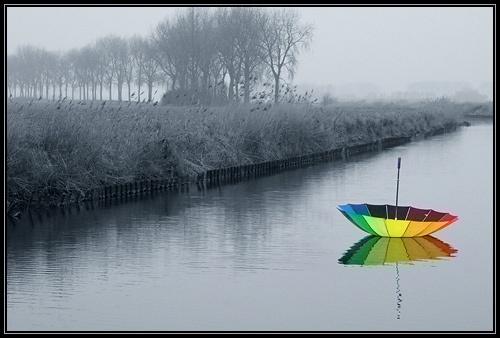 Umbrella Ahoi!!! by Elisabeth