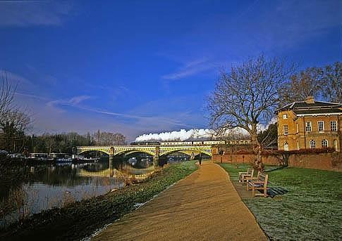 richmond bridge by bobsungod