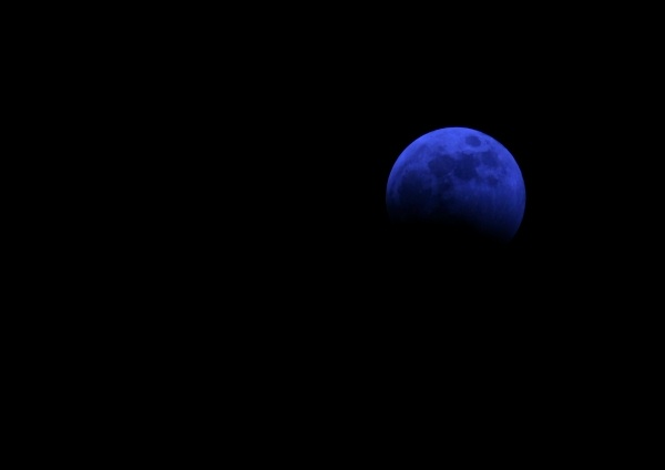 Blue Moon... by BFogden