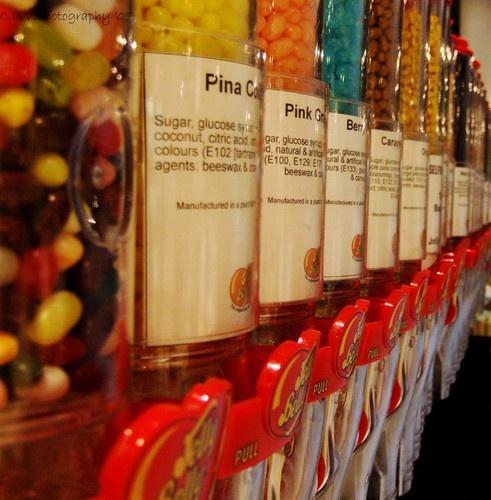 Jelly Bean Machine by lotusphotos