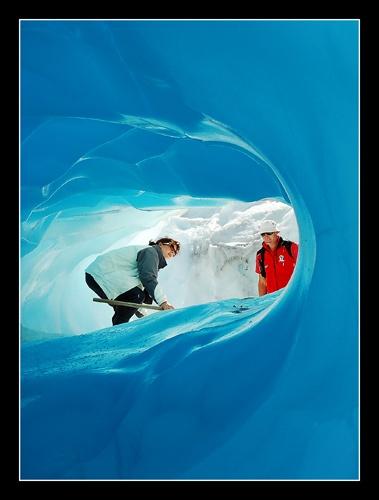 Blue Hole by HowardA